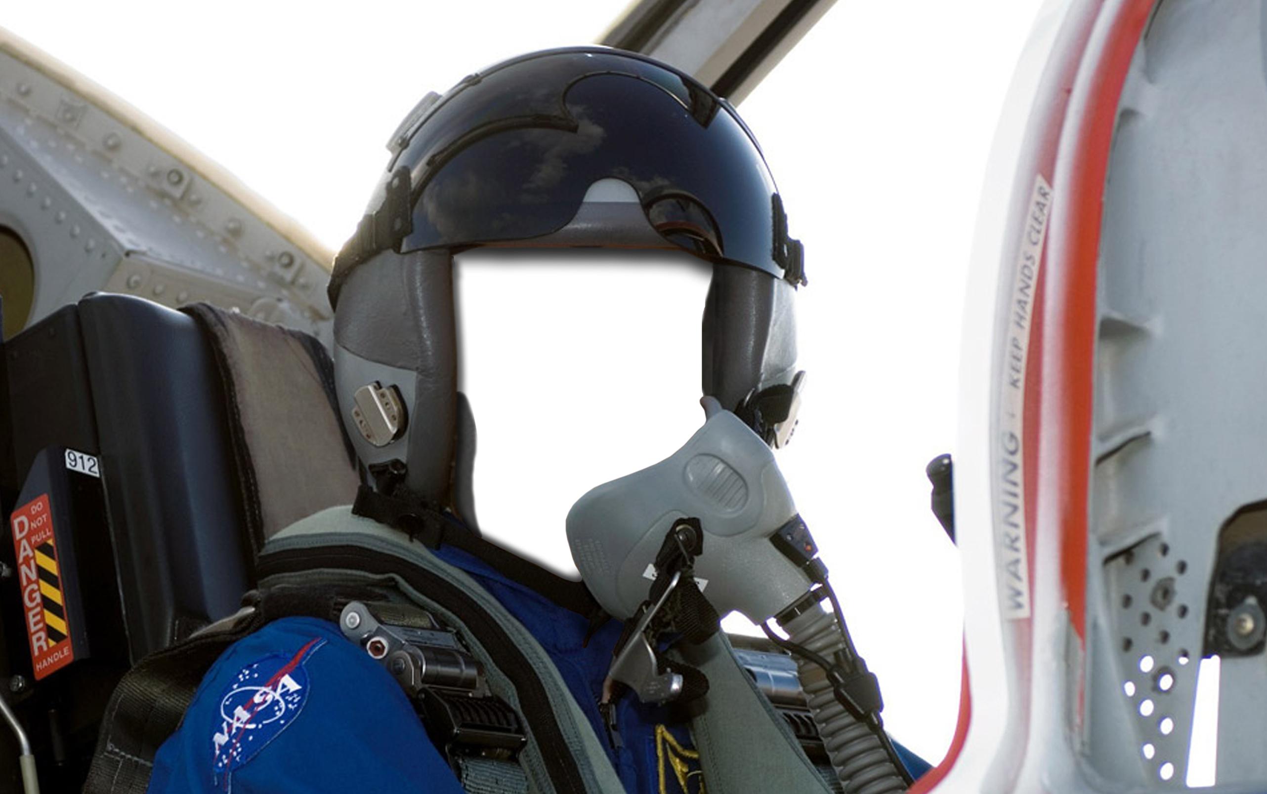 скачать psd исходник летчик вставка лица