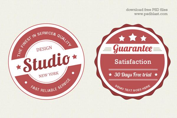 винтажные логотипы sticker винтажный штамп наклейка psd