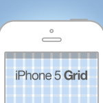 ios grid psd ios сетка iPhone дизайн