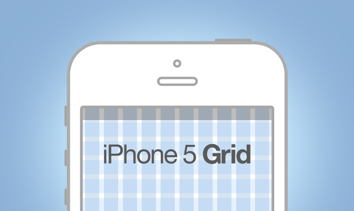 ios grid psd ios сетка iPhone дизайн