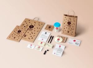 Шаблон фирменного стиля и брендинговых скачать бесплатно free branding mockup