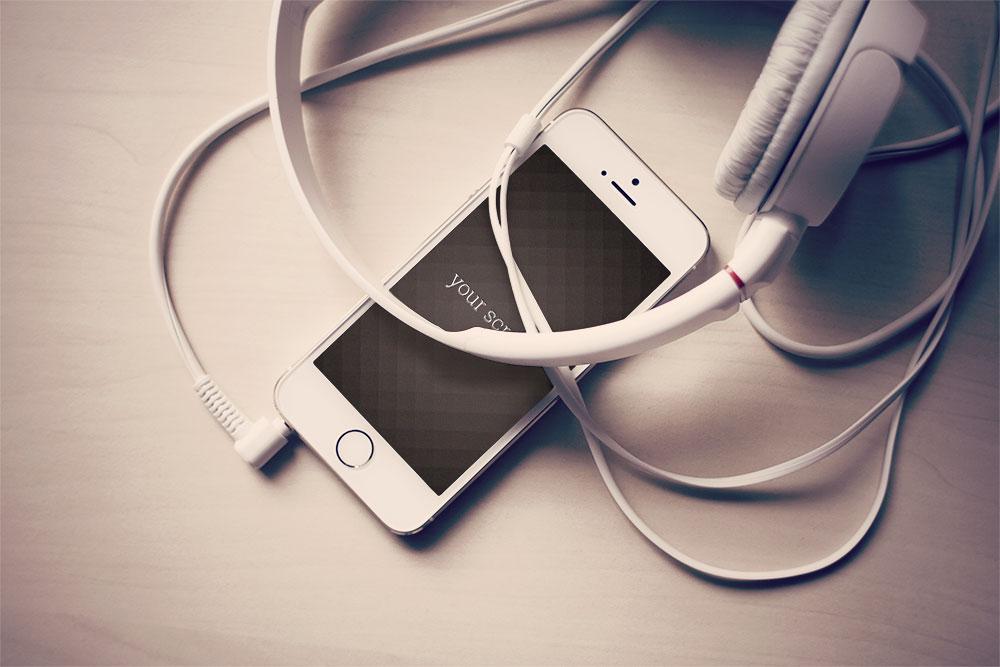 iphone mockup шаблон скачать