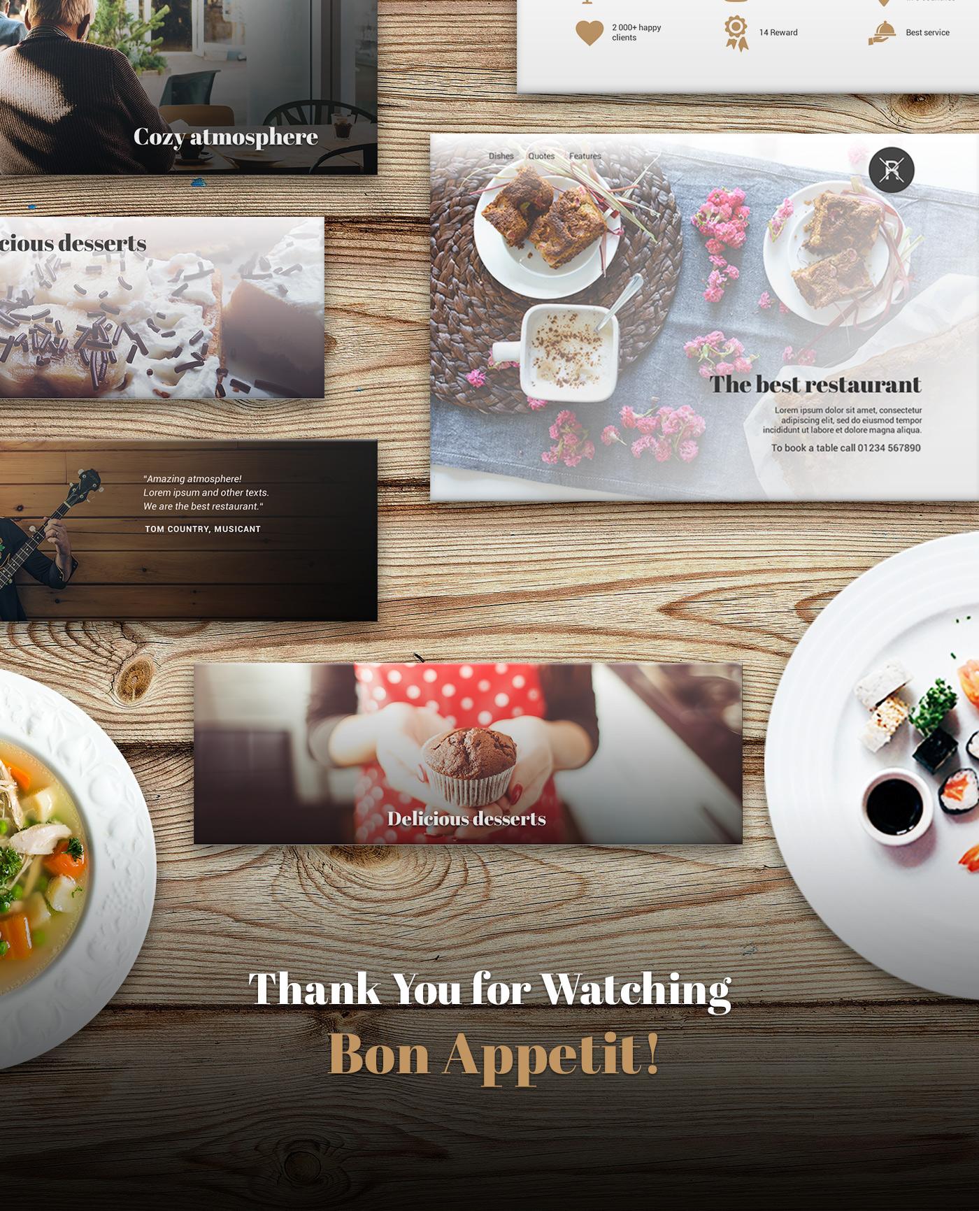 food ui kit widgets free psd