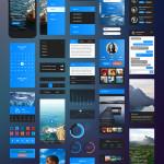 ui kit iPhone 6 download скачать free