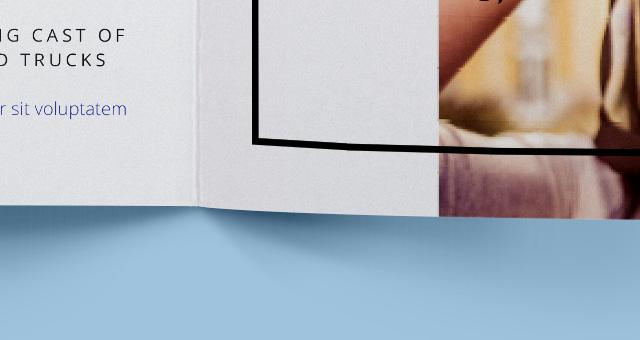 скачать psd буклет лифлет шаблон бесплатно
