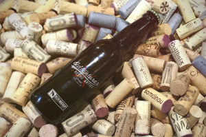 макап пивных и винных бутылок скачать wine bottle mockup