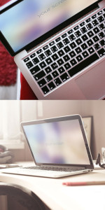 macBook мокап бесплатно psd