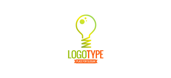 шаблон логотипа бесплатно psd