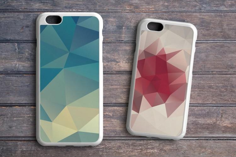 iphone чехол дизайн мокап