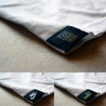 мокап логотипа на ярлычке футболки psd бесплатно