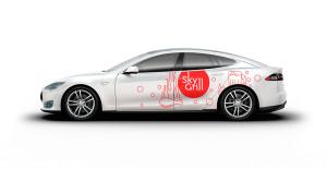 брендинг автомобиля мокап mockup psd бесплатно шаблон