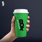 стакан кофе в руке мокап psd
