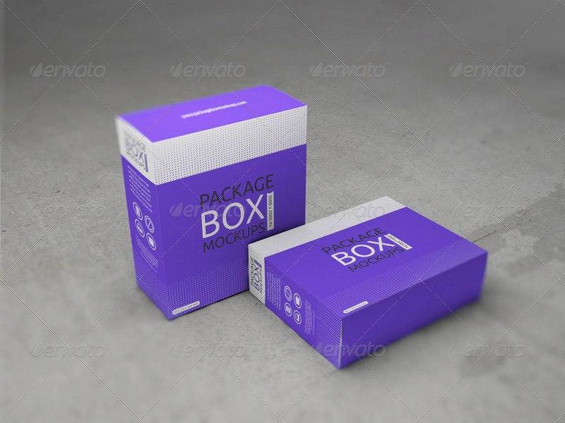 дизайн упаковки макет, psd, скачать, мокап