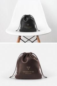 мокап логотипа на сумке psd бесплатно bag mockup free
