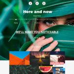 готовый шаблон сайта скачать бесплатно создать сайт