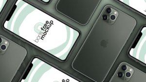iPhone 11 Pro мокап макап mockup free