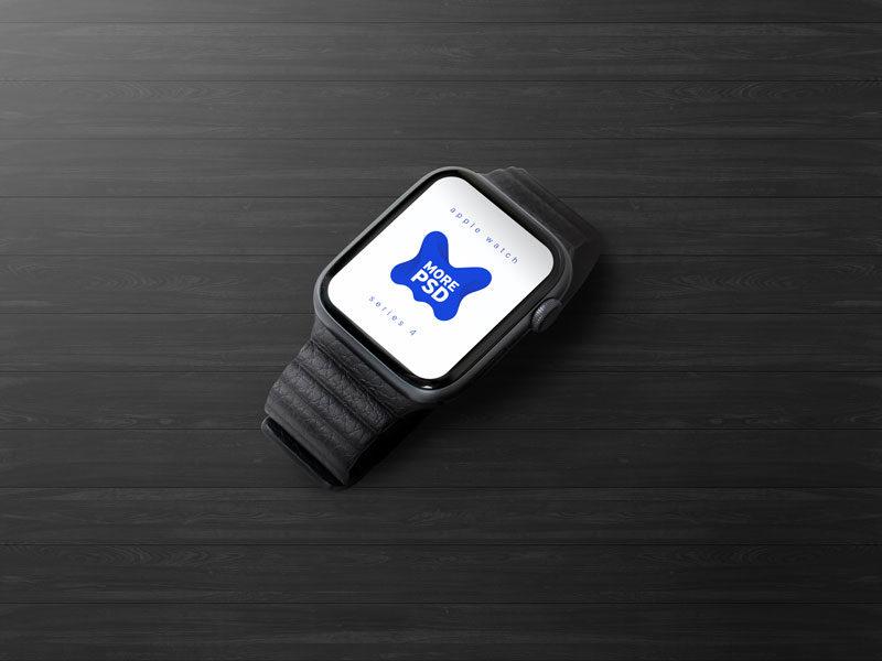 apple watch мокап бесплатный mockup макап