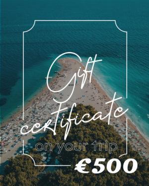 подарочный сертификат шаблон бесплатно скачать psd путешествия туры поход