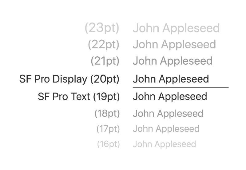 sf pro шрифт скачать San Francisco download