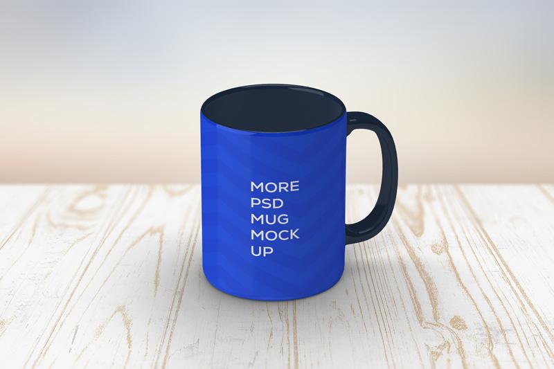 мокап чашки на столе бесплатно mockup кружка mug бесплатно download free