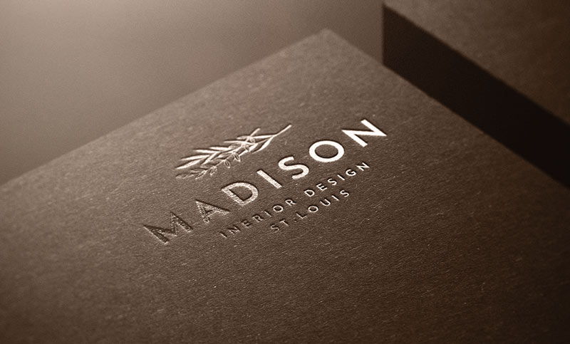 мокап логотипа тиснение брендинг макап mockup макет картон крафт серебряное тиснение скачать бесплатно