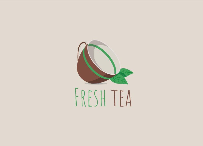 логотип кофе чая скачать бесплатно вектор большое разрешение иконка без фона eps psd лого logo