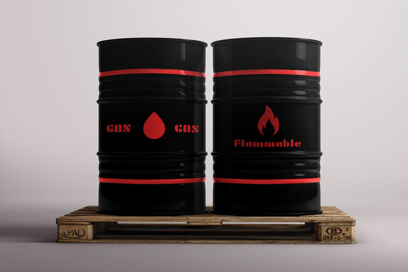 мокап бочки упаковка 200л бензин нефть масло садовая бесплатно mockup скачать free